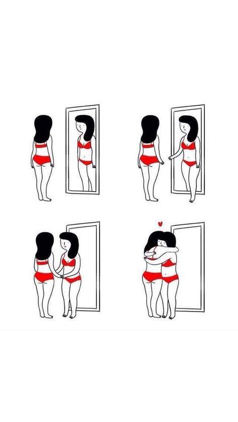 accept yo self