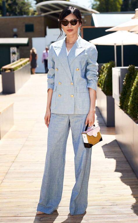 Like a Pro: Gemma Chan's Best Looks