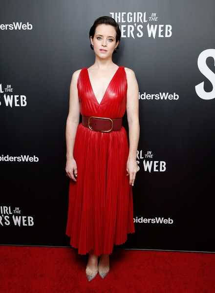 The Girl In The Spider S Web New York Screening Nice Dresses