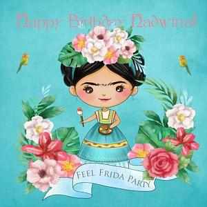 Cute Frida Clipart Instant Download Png File 300 Dpi Etsy In 2021 Clip Art Frida Kahlo Cartoon Frida Kahlo Art