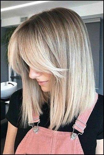 15 Neue Moglichkeiten Ihren Langen Bob Haarschnitt Im Herbst Mit Pony Zu Stylen Trend Bob Frisuren 2019 In 2020 Haarschnitt Bob Haarschnitt Lange Bob Haarschnitte
