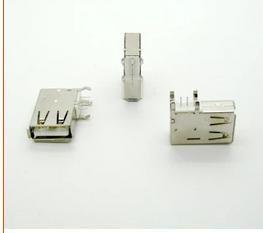 Usb Type A Female Pcb Mount Socket Connector High Quality Vertical Usb A Female Socket Jack Connector 90 Degree 50pcs Lot Usb 90 Degrees