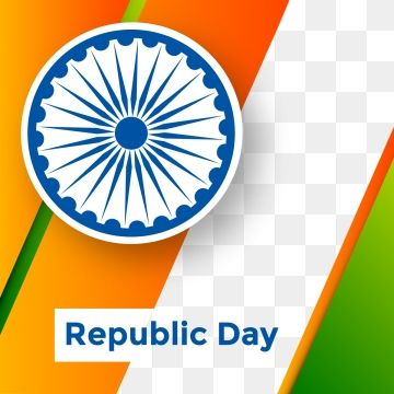 Day India Republic Independence Happy Background Flag Vector Indian Banner Poster Illustration Holiday F Republic Day Republic Day India Celebration Background