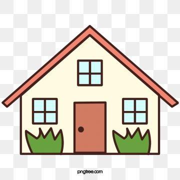 Png House Cartoon Ilustrasi Ilustrasi Vektor Kartun