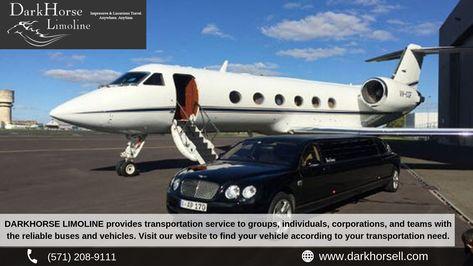 Luxurious Limousine service in Virginia