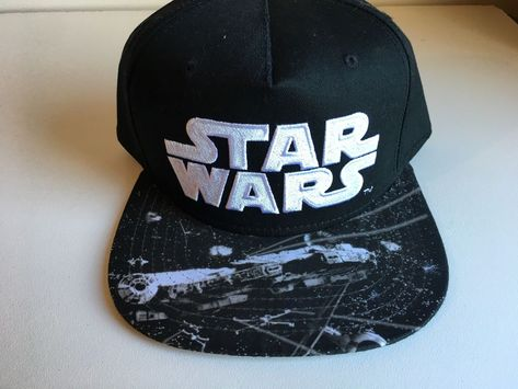 7047b32e695 Star Wars Hat  fashion  clothing  shoes  accessories  mensaccessories  hats  (ebay link)