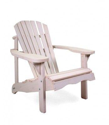 Sens Line Dack Chair Adirondack Garten Stuhl Jumbo Pinienholz