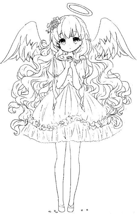 Pin By Rinneyuuki On Anime Cute Coloring Pages Anime