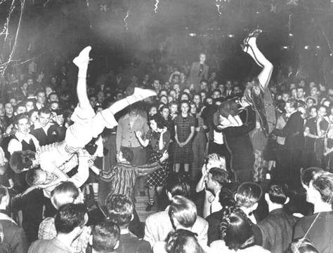 50s - Swing Dance