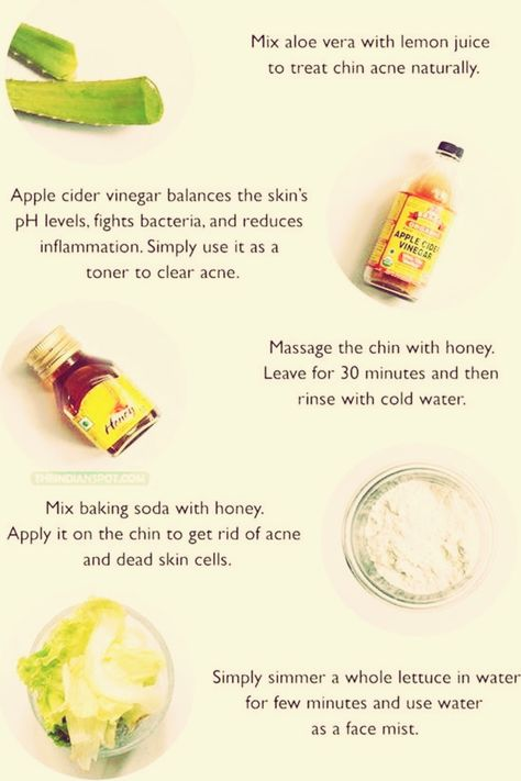 Here are ten tips everyone needs for dealing with acne on the face