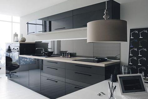 Cuisine moderne - Leicht kitchen Pinterest Cuisine, Modern - nobilia küchenplaner download