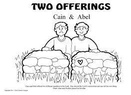 Resultado De Imagen Para Actividades De Cain Y Abel Caim E Abel