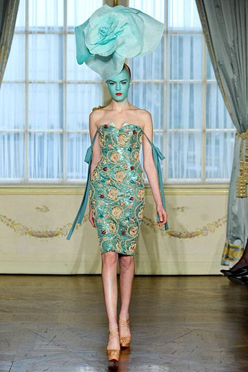 Alexis Mabille Spring 2012 Couture
