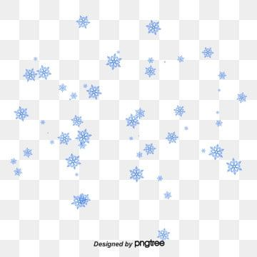Blue Snow Falling Material Snowflake Snow Snows Png Transparent Clipart Image And Psd File For Free Download