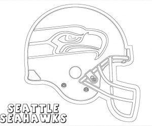 Seahawks Coloring Ideas Seahawks Seattle Seahawks Seahawks Helmet