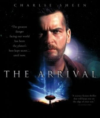 The Arrival 1996 Poster in 2019 | Charlie sheen movies