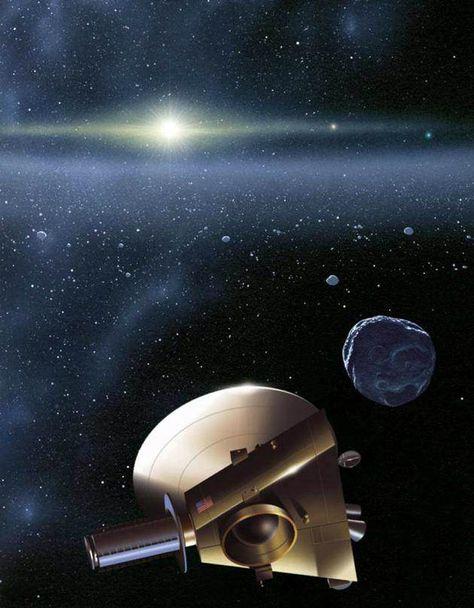 New Horizons: A billion miles to 2014 MU69, by Alan Stern/New Horizons in Kuiper Belt