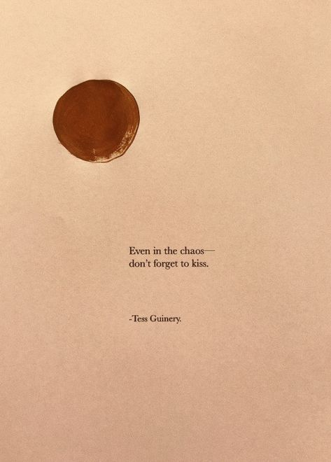 Prose by www.tessguinery.co / @tessguinery / @theapricotmemoirs #relationship