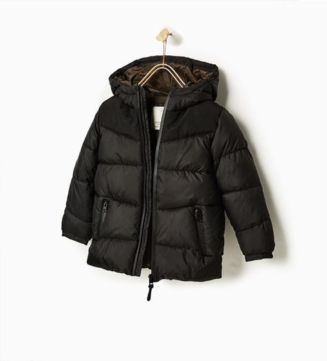 2e5e9c31 BASIC QUILTED ANORAK - Available in more colours | Brayan