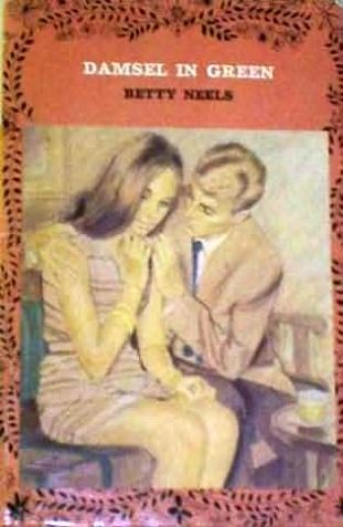 Betty Neels Damsel In Green Romance Covers Pulp Fiction Romance Stories