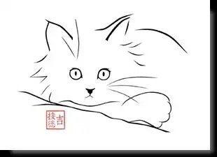 Pin Van Jan Buchwaldt Op Katten Kattenkunst Kunst Ideeen