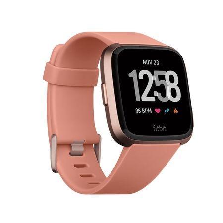 Fitbit Versa Smartwatch Walmart Com In 2020 Fitness Smart Watch Buy Fitbit Fitness Watch