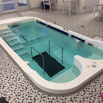 Triton In 2020 Hydrotherapy Pool Therapy Pools Swim Spa