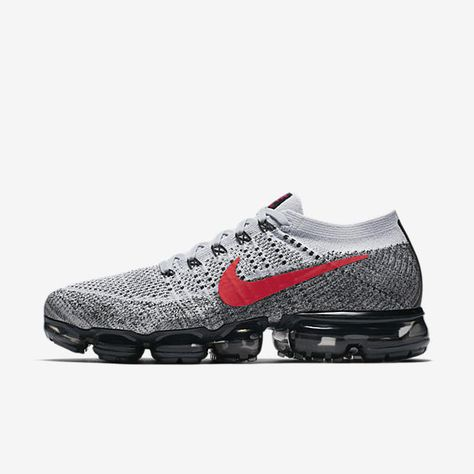 finest selection 1ada9 9a041 First Look The New Nike Air VaporMax Running Shoe  Fitness  Pinterest   Nike, Nike air vapormax and New nike air