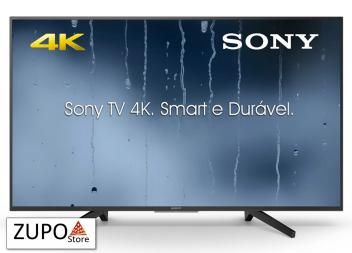 Smart Tv 49 4k Sony Kd49x705f Bivolt Magazine Lojajessi