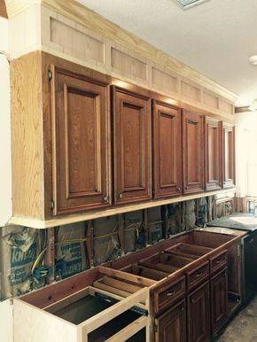 Terrific How To Make Ugly Cabinets Look Great Kitchen Cabinets Interior Design Ideas Pimpapslepicentreinfo