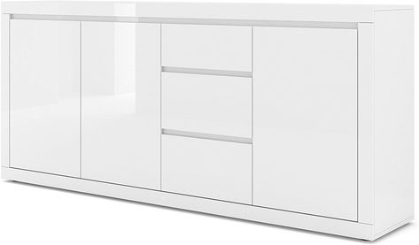 Bim Furniture Kommode Bello Bianco Iv 200 Cm Sideboard Highboard