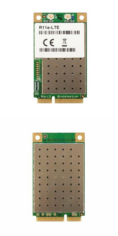 Router Modules Cards Adapters 67286: Mikrotik R11e-Lte 2G 3G