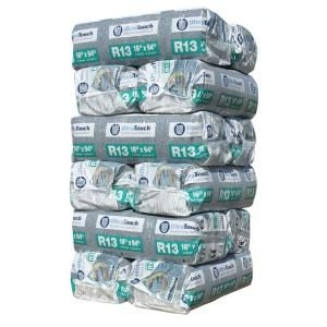 Ultratouch R 30 Denim Insulation Batts 24 25 In X 48 In 8 Bags 10003 03024 Insulation Batt Insulation Home Insulation