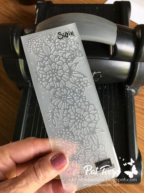 Ramblin' Stamper: Tip for Decorating Envelopes - Quick & Easy! Card Making Tips, Card Making Tutorials, Card Making Techniques, Embossing Techniques, Rubber Stamping Techniques, Decorated Envelopes, Embossed Cards, Card Envelopes, Making Envelopes