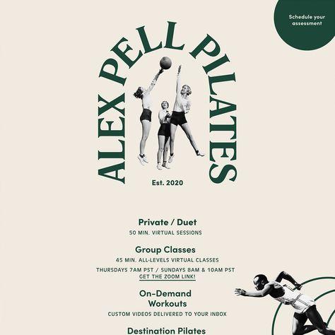 Alex Pell Pilates · Typewolf