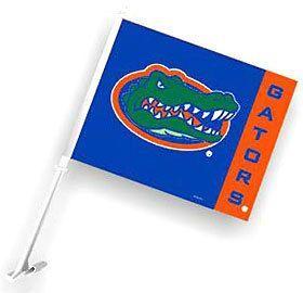 Florida Gators Car Flag Car Flags Florida Gators Flag