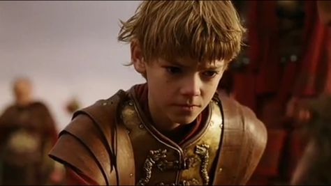 Thomas Sangster in The Last Legion