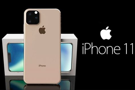 iPhone 11 Design Leaked