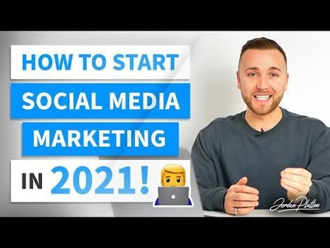 How to Start a Social Media Marketing Agency (SMMA 2021) - Digital Marketing Tutorial for Beginners