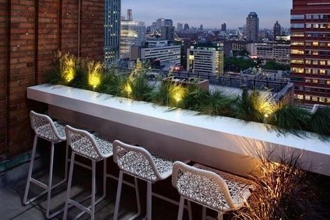 17 Best Images About Narrow Balcony On Pinterest | Chain Link Fence, The  Balcony And Planters