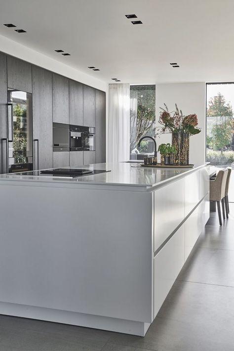 ENZO architectuur & interieur   Cuisine moderne, Cuisines ...
