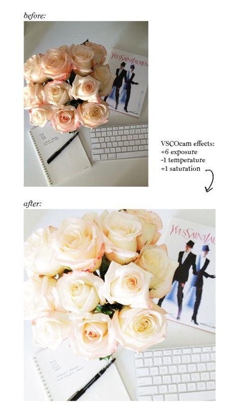 #Vscocam tips for multiple photos.