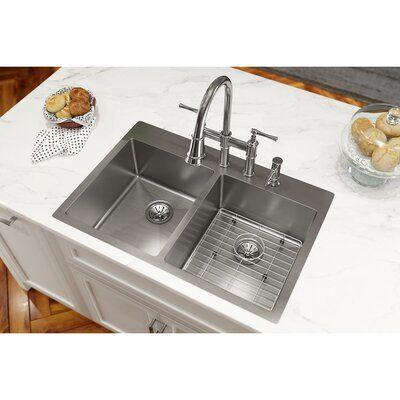 19+ Elkay crosstown stainless steel farmhouse sink model
