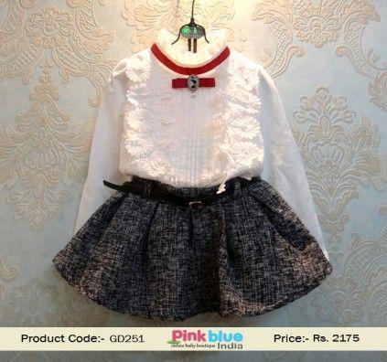Kid Baby Girl Christmas Dress Plaids Cartoon Party Princess Formal Strap Dresses