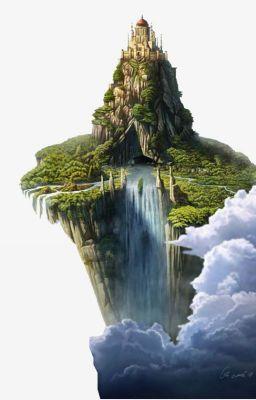Prompt Stories Fantasy Landscape Island Art Fantasy Island