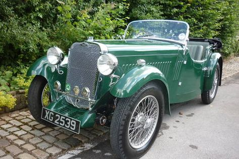 Singer 1934 Sports Cars Of England Pinterest Singers Cars