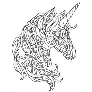 So Beautiful Follow Me Unicorn Ig For Magic Unicorn Pics Source Unicorn Ig Unicorn Coloring Pages Coloring Pages Quilling Patterns