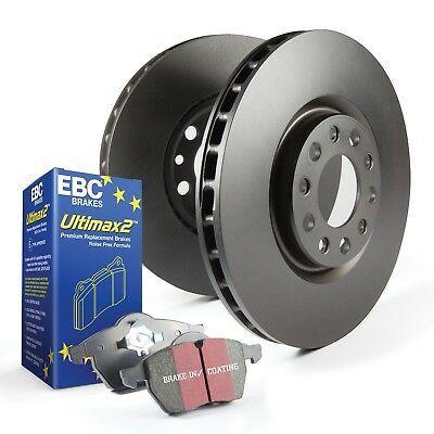 Front /& Rear Disc Brake Rotors 4 PCS For 2008-2010 Cadillac CTS Heavy Duty Brake