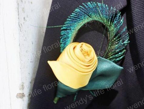Где купить перья для букета розы