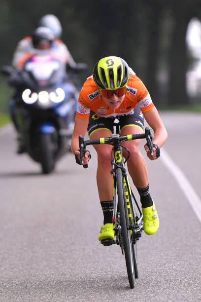 Annemiek Van Vleuten Of Netherlands And Team Mitchelton Scott